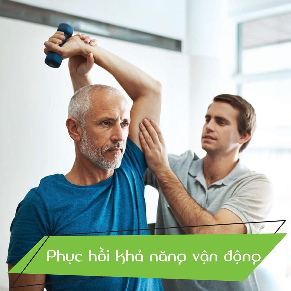 Phục hồi chức năng trong chăm sóc sức khỏe toàn diện