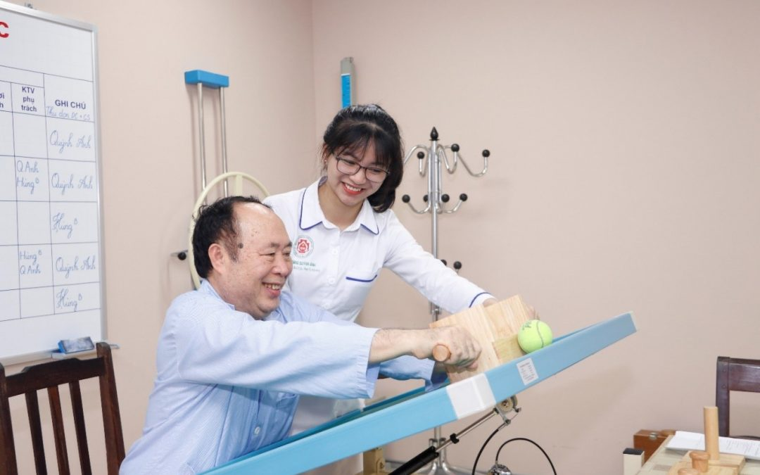 Phát triển nguồn nhân lực Phục hồi chức năng Việt Nam